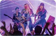 """This is the first real look at the rebooted, updated and live-action Jem and the Holograms movie. But does it meet our very high """"glamour and glitter, fashion and fame"""" standards? Eehhhhh..."""