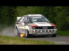 Eifel Rallye Festival 2012 - Historic Rallying [HD]