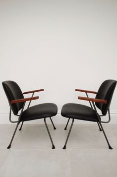 W.H. Gispen Chairs for Kembo, 1954