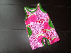Summer jumpsuit #ottobre