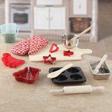 Cooking Essentials 20 Piece Baking Set