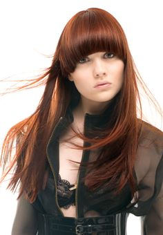 Long hair styles - long hairstyle by Neil Smith