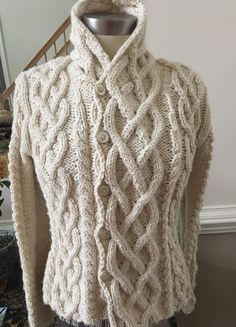 Holiday sweater as worn by Cameron Diaz in the movie The Holiday. Ready to Ship