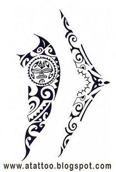 tatuagem.polinesia.maori.087 | by Tatuagem Polinésia - Tattoo Maori