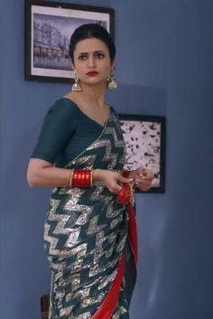 Beautiful Gorgeous, Beautiful Saree, Gorgeous Women, Bollywood Actress Hot Photos, Beautiful Bollywood Actress, Half Saree Designs, Blouse Designs, Tv Actress Images, Bollywood Masala