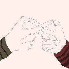 그럼에도 불구하고 영원하다고 믿어버리는것이 사랑 #illustration #lineart #drawing #doodle #infinity #couple #일러스트 #그림 #드로잉 #낙서 #사랑 #영원 #손 #커플 Holding Hands Drawing, People Holding Hands, Status Wallpaper, Hand Doodles, Couple Hands, Gangsta Girl, Kintsugi, Character Creation, Sweet Couple