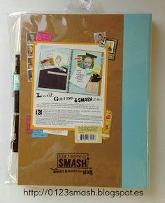 ¡Presentación Smash Retro!!! ¡Y Llegó el día!!!! Portada parte trasera.