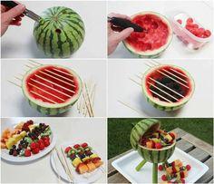 Summer cookout idea