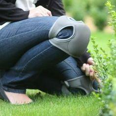 Kneelo Kneeling Pads Slate - Garden Supplies By Harrod Horticultural