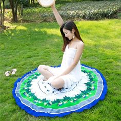 Material: Polyester Pattern type: sturdy Suitable for: true size, please choose normal size Tapestry Beach, Bohemian Tapestry, Picnic Mat, Picnic Blanket, Cheap Blankets, Infant Activities, One Piece Swimwear, Beach Mat, Mandala