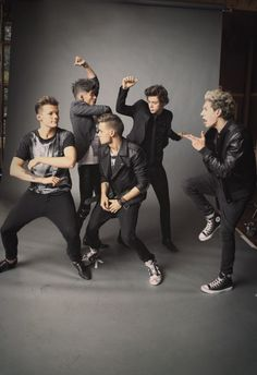 One direction. Group photo for GQ. Loveeee