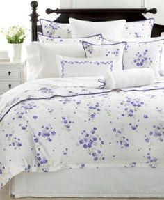 Amazon.com: Martha Stewart TROUSSEAU VIOLETS Full/Queen Comforter NWT: Bedding & Bath