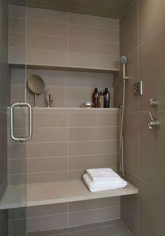 80 stunning tile shower designs ideas for bathroom remodel (45)