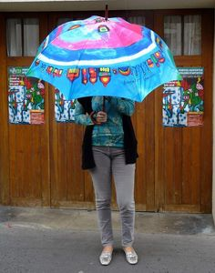 Parapluies à Paris