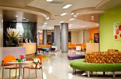 Arizona's Phoenix Children's Hospital by HKS Architects