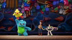 Toy Story cast just finished their final recording session and it was a very emotional moment for all involved. On Wednesday, Toy Story 4 actors, including Tom Hanks, Tim Allen, and Tony … Disney Pixar, Disney Toys, Disney Parks, Disney Movies, Pixar Movies, Disney Stuff, Hindi Movies, New Movies, Movies To Watch