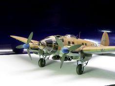 Heinkel HE 111 H6 TROP - Revell - 1/32