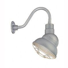 Emblem Shade Gooseneck Sign Lighting, Discount Lights | Barn Light Electric