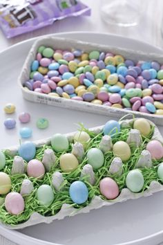 Pretty Easter Candies
