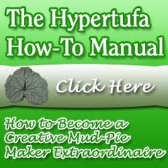 Garden - Hypertufa Recipes