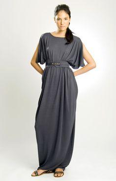Beau Soleil, Beau Athens Dress. 100% Bamboo.