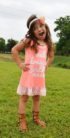 Ryleigh Rue Clothing by MVB - Well Dressed Southern Mess Tank Flamingo, $24.00 (http://www.ryleighrueclothing.com/new/well-dressed-southern-mess-tank-flamingo.html/)