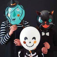 Halloween Character Balloon Kit – Shop Sweet Lulu