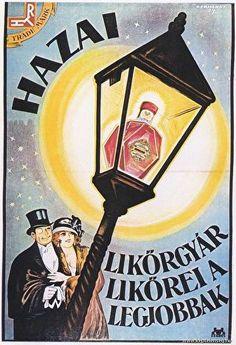 vintage_ads: Old Hungarian Posters Vintage Advertising Posters, Vintage Advertisements, Vintage Ads, Vintage Posters, Retro Posters, Movie Posters, Budapest, Poster Ads, Retro Ads