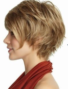 Korte Kapsels Fijn Haar