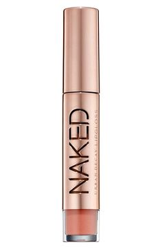 naked ultra nourishing lip gloss @nordstrom