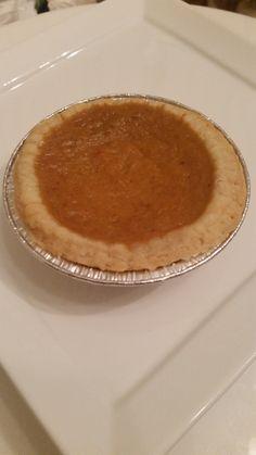 Pumpkin Pie from HelenasHomemade.com.