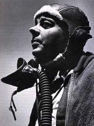 Antoine de Saint Exupéry French writer, poet, aristocrat, journalist, and pioneering aviator.