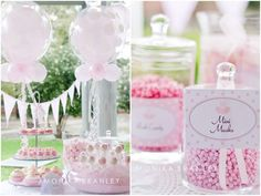 Stunning Ballerina Parties...(I'd even do it for my 16-year old ballerina lol)
