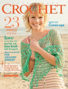 Interweave Knits Crochet Summer 2013 | Martinas Bastel- & Hobbykiste