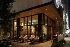 La Condesa / Michael Hsu Office of Architecture Restaurant exterior design Architecture Mexican restaurant design