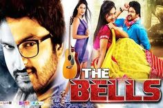 Poster Of The Bells 2016 Hindi Dubbed 720p HDRip x264 Free Download Watch Online Worldfree4u