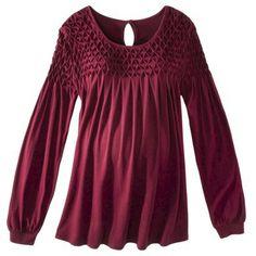 Liz Lange® for Target® Maternity Long-Sleeve Top - Assorted Colors