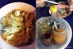 タイのローカル食は40バーツ、ハッカヌードル  http://tabibangkok.blogspot.com/2017/01/hakka-noodle-at-chang-rd-in-bangkok.html