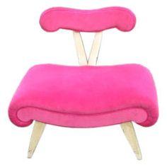 Grosfeld House Boudoir Chair