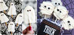 Pop Culture And Fashion Magic: Easy Halloween food ideas - desserts
