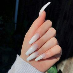 303 Best Beauty Nails Images On Pinterest Coffin Nails