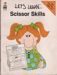 scissors skills for preschoolers