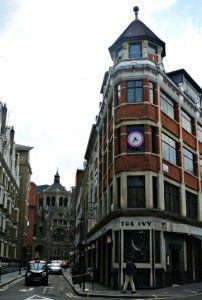 Top Ten London, England Restaurants