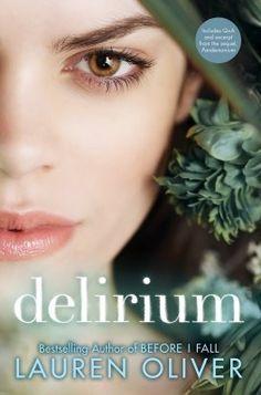 Trilogía Delirium (Lauren Oliver)El Ojo Lector | El Ojo Lector