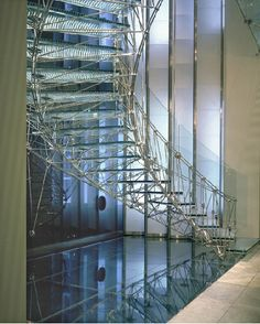 woven steel stairs - Google Search
