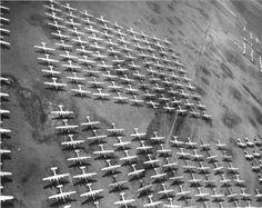 B-24's, Walnut Ridge, Arkansas