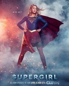 Melissa Benoist as Kara Zor El/Supergirl (DC Comics). Supergirl Kara, Supergirl Superman, Melissa Supergirl, Supergirl Season, Kara Danvers Supergirl, Supergirl 2015, Supergirl And Flash, Watch Supergirl, Supergirl Movie