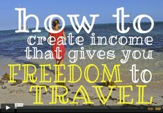 Income To Travel