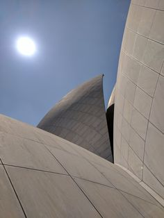 The Lotus Temple in Delhi. an expressionist masterpiece, drawing influence from the lotus with a dominating ribbed structure