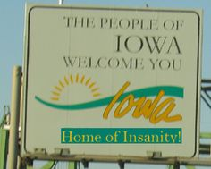 A post on driver's ed in Iowa. Argh!